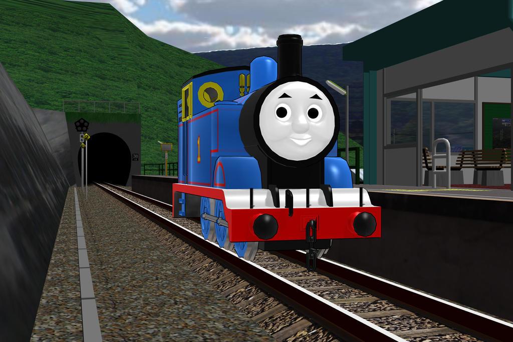 Railways Of Crotoonia Thomas Promo By Themilantooner On