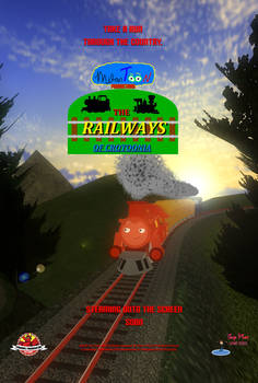 The Railways of Crotoonia: Official Poster #2
