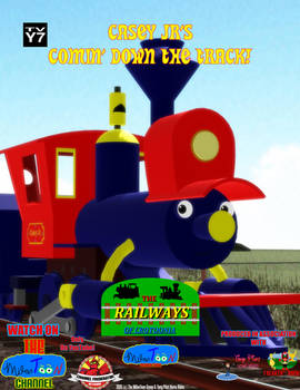 The Railways of Crotoonia| Character Poster #4