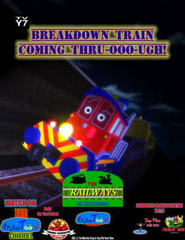 The Railways of Crotoonia| Character Poster #5