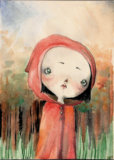My Little Red by Ovalaire