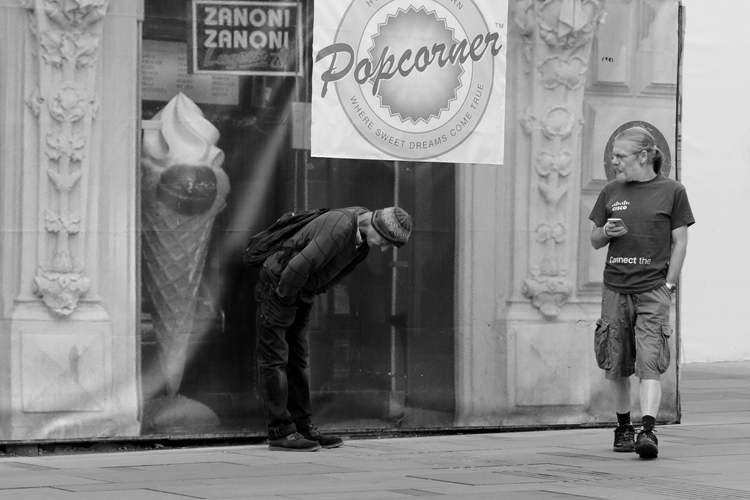 Postcard from Wien 06a by JACAC