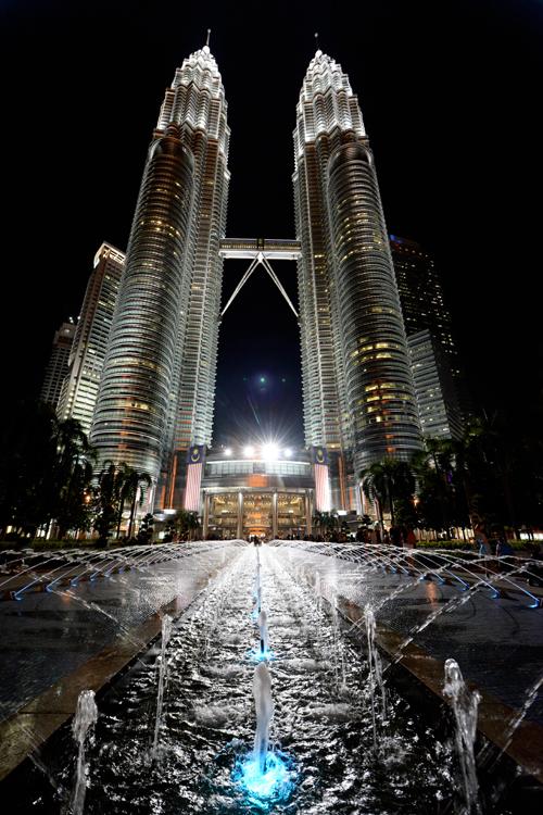 Postcard from Kuala Lumpur 01 by JACAC