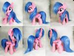 Firefly Pony Plushie by DoctorKoda