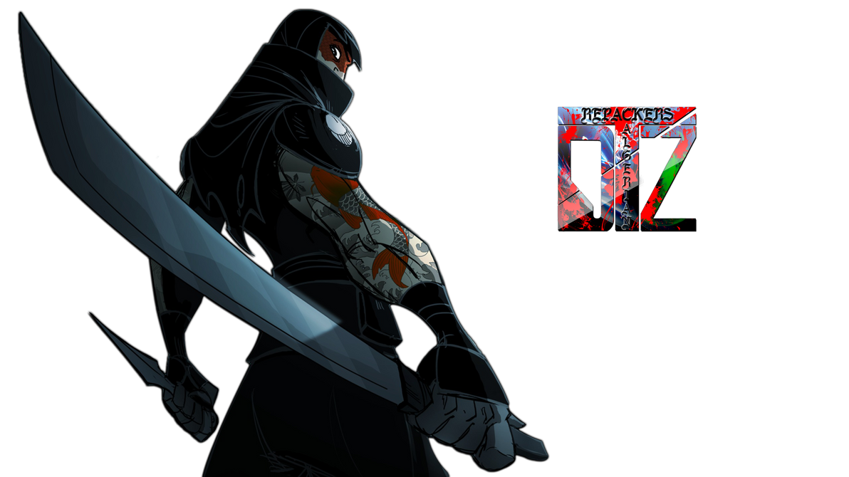 Mark of the Ninja Render by gawrifort