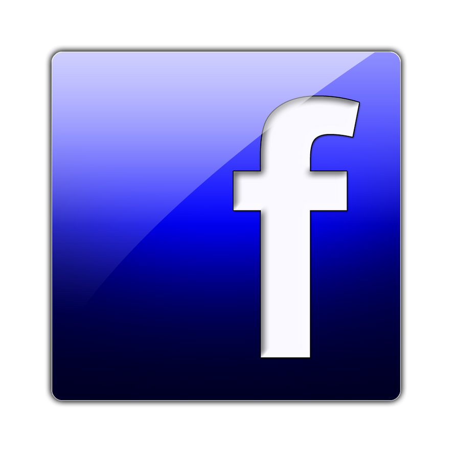 Facebook Icon. by gawrifort
