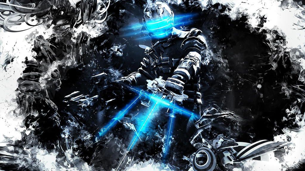 Dead Space 3 by gawrifort
