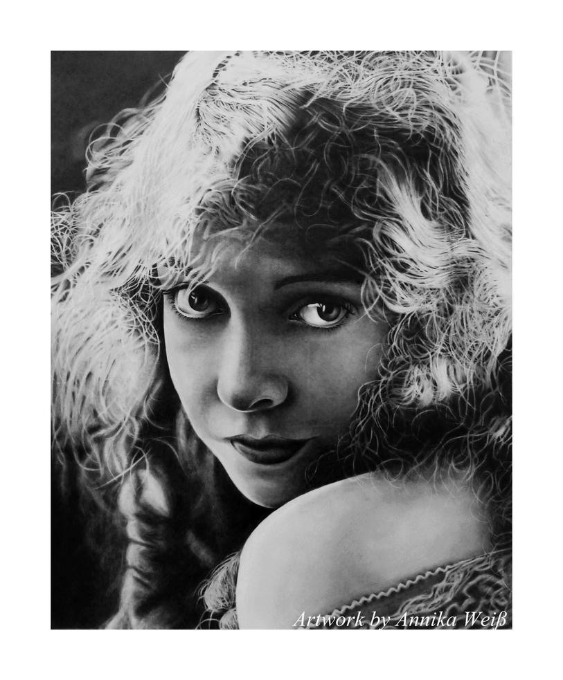 Lillian Gish by JustABeautifulDream