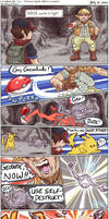 C-Mix #291: Pokemon Battle