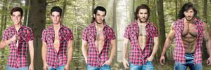 Lumberjacked - Muscle Growth TF by CrisKane