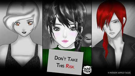 Don't Take This Risk - The Main Cast by askDreamgazer