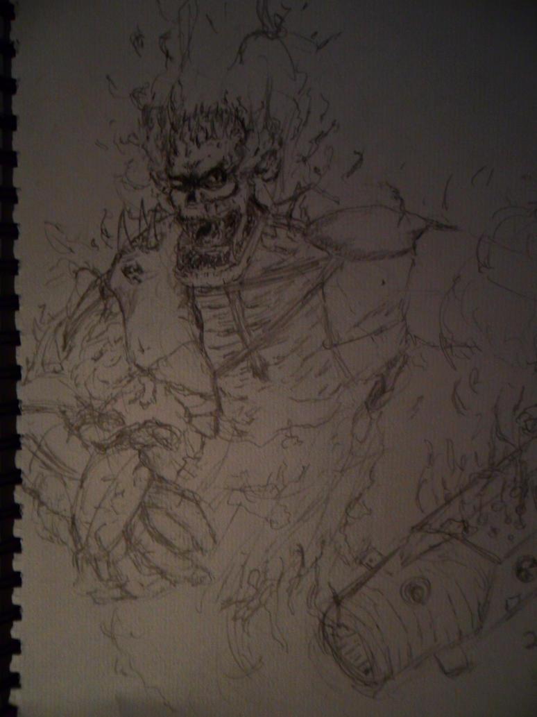 Sketch #0024 by Milvolarsum