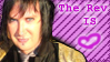 The Rev is love Stamp by MasochisticZombie