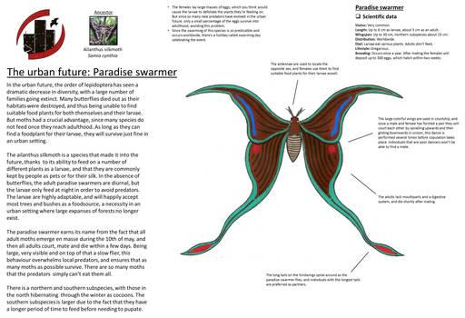 Urban future - Paradise swarmer