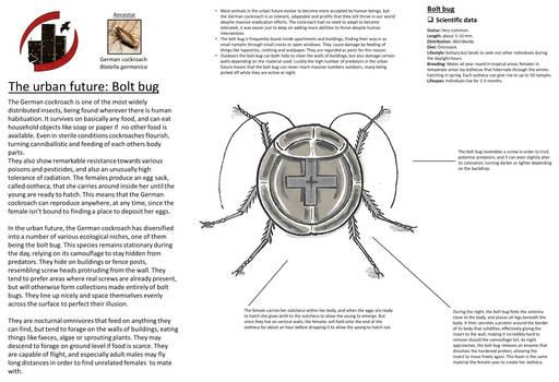 Urban future - Bolt bug