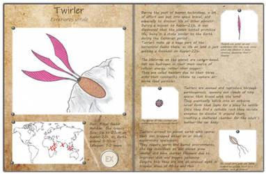 Technological Fantasy - Twirler