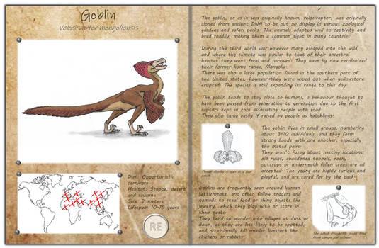 Technological fantasy - Goblin