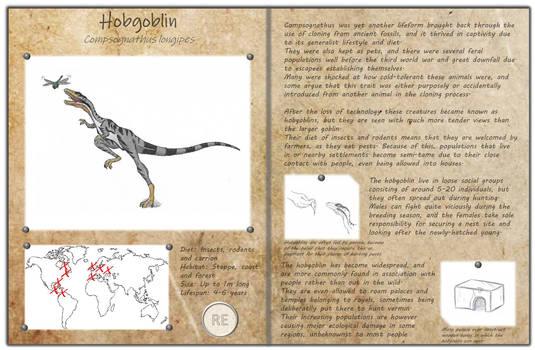Technological fantasy - Hobgoblin