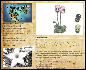 Encyclopedia of Aglaia - Corpsebloom