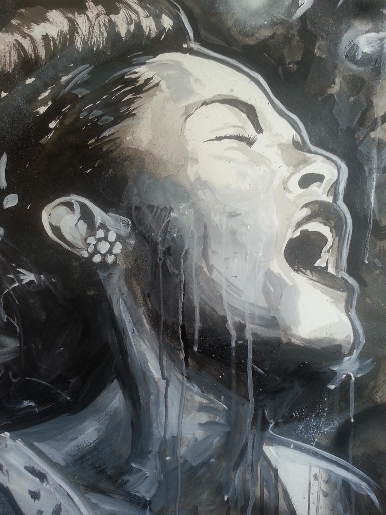 Billie Holiday by azules847