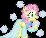 Fluttershy Elsa