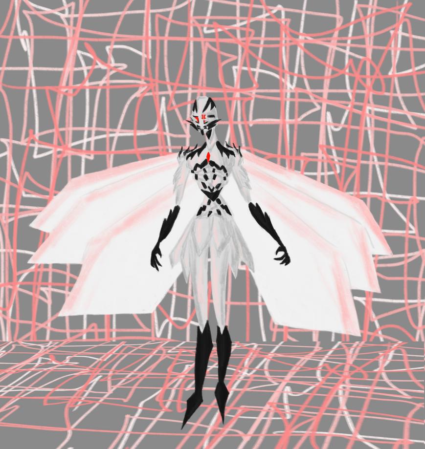 The Mind Wasp AKA Makuta Itroz by MatoroTBS