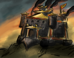 Titan Fortress of the South