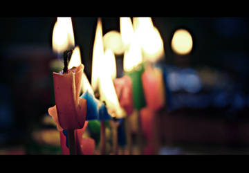 Birthday Candles by Matata91
