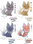 Will O Kitten Adopt Batch #3 (4/4 open)