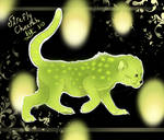 * REDUCED PRICE Firefly Cheetah Cub Adopt (open) by IvoryAvian