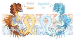 Tidepool Dragon Adopts (2/2 open)