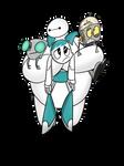 I Want a Robot Sitcom
