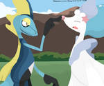 Intel says Primarina's snout is very boopable.