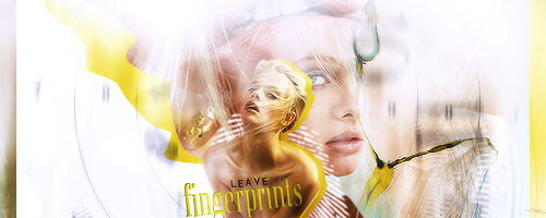 Leave Fingerprints by EmeliaJane