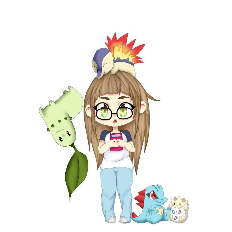 MY BEGINNER POKEMON by RikaRoseTakahashi