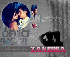 Vanessa and Zac by olkuus