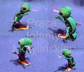 Chameleon (KOKORU) by jolabrodnica