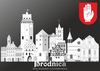 Brodnica City by jolabrodnica