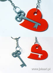 3D Printing I love You - Heart