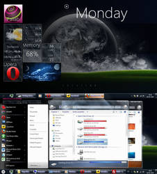 Evolution Desktop