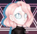 [Commission] Pink n Blue