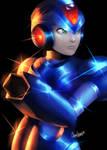 Mega Man X (X8 version)