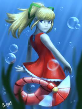 Mermaid Roll
