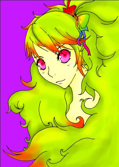 Rainbow Ribbon by mochi