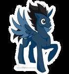 Vegeta Pony