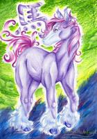 Chinese Zodiac - Horse by mmishee
