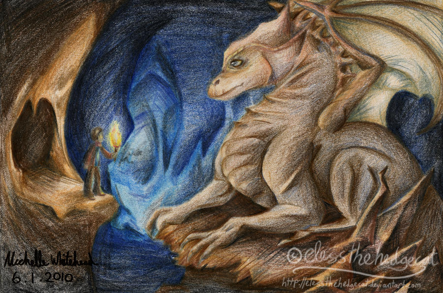 Merlin Dragon: Merlin And The Dragon By Mmishee On DeviantArt