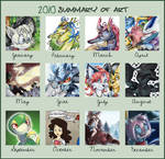 Summary of art 2010