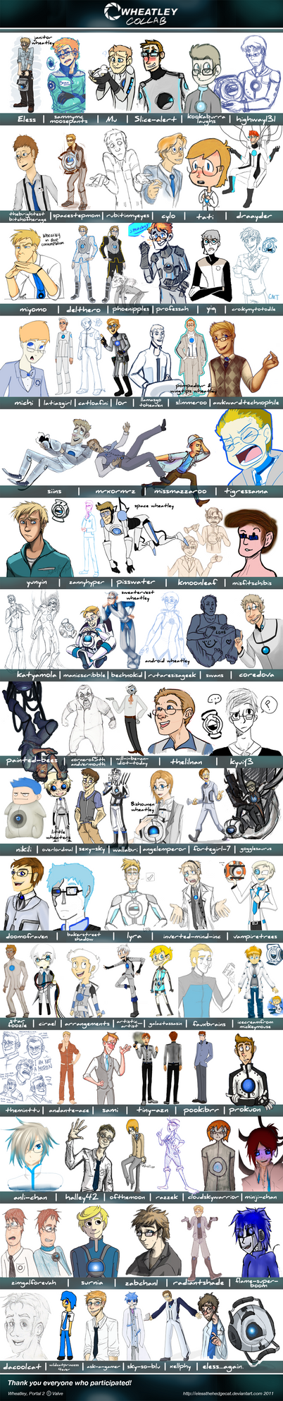 Wheatley collab - UPDATED by mmishee