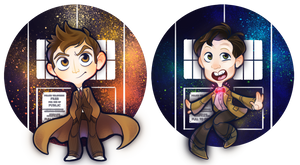 Chibi Doctors - 10 and 11